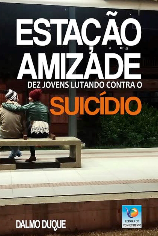 Um livro-ficção sobre prevenção do suicídio.