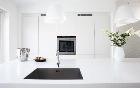 Przytulnie i ze smakiem Modernistyczny styl, nowoczesna kuchnia -> Kuchnia Wspólczesna Funkcjonalna I Ze Smakiem