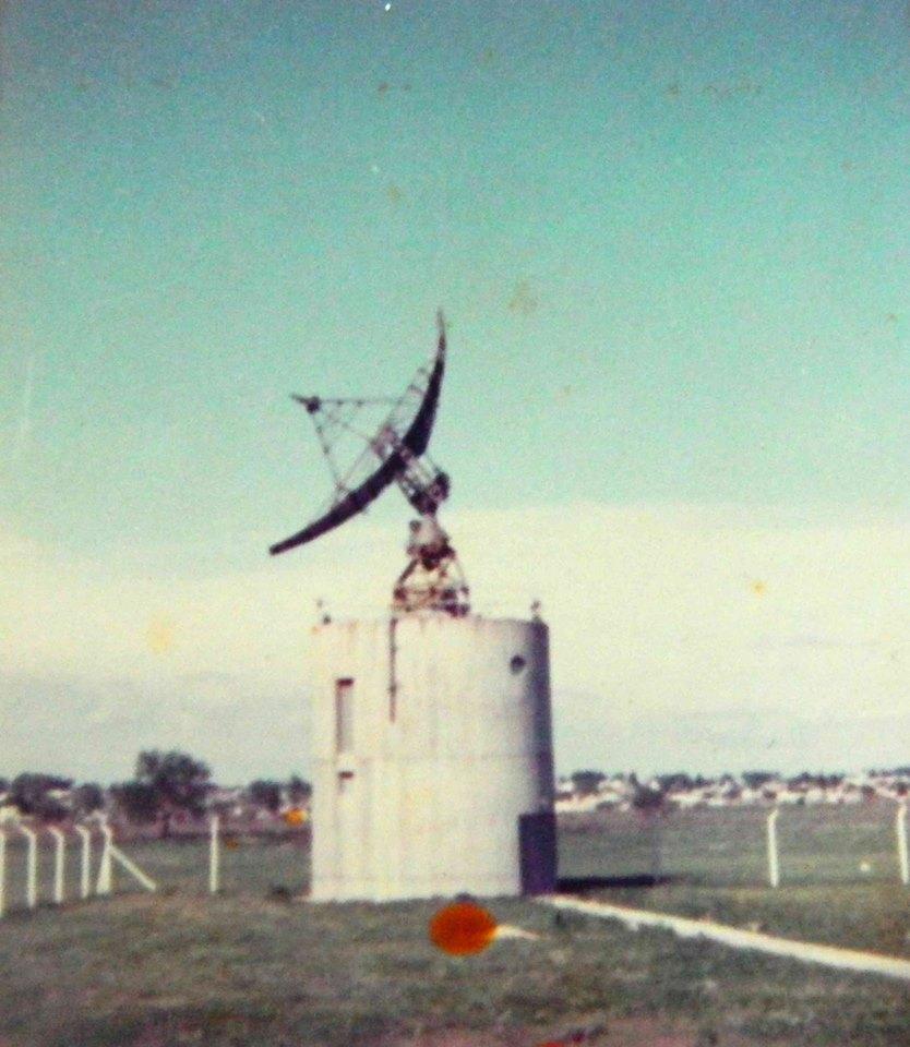 BPS 89 Bendix, radar de altura.-