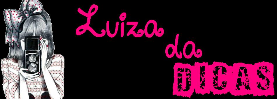 Luiza da Dicas