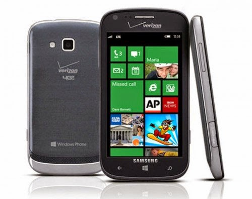 Samsung Ativ Odyssey, Smartphone Windows Phone Samsung, Hp Samsung Terkini