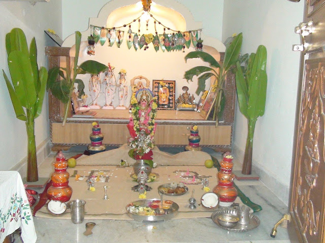 As per Hindu Rituals, Why do we have a prayer room?