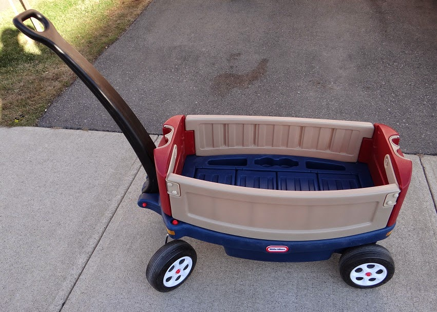 Little Tikes Wagon Parts : Little tikes ride and relax wagon the