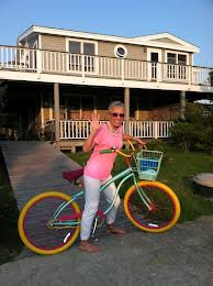Barbara Corcoran and Mark Cuban part owners in Villy Custom Bikes