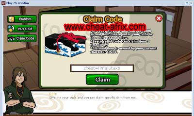 Code Claim Headquarters Play Ninja Saga New 100% Work