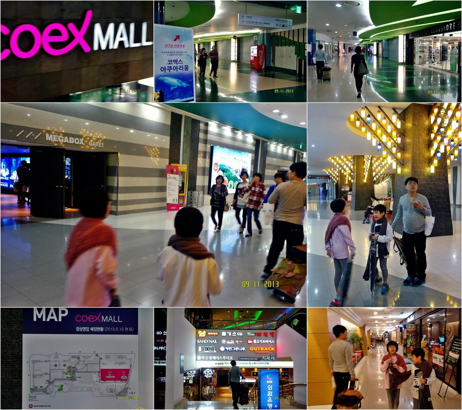 Meheartseoul sweet memories September in 3G Gangnam