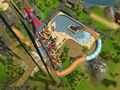 Roller Coaster Tycoon 3: Soaked! (3)