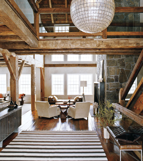 modern barn conversion