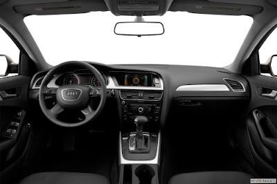 2014 Audi A4 Sedan Interior