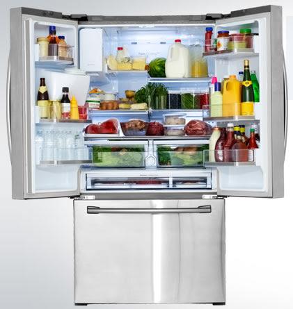 32 cu. ft. French Door Refrigerator (RF323)