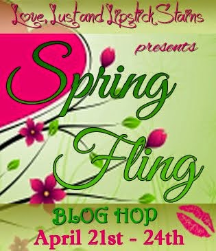 Spring Fling Blog Hop from Love lust and lipstick stains