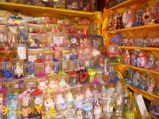 Personalized Baptismal Souvenirs in Divisoria