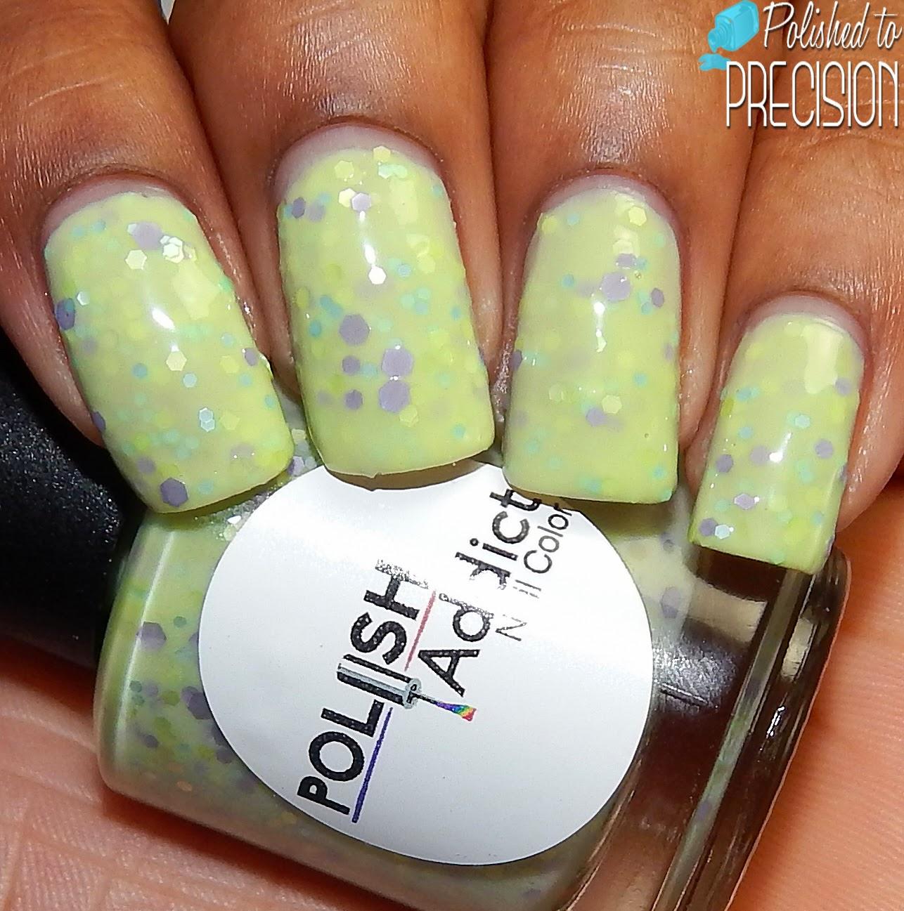Polish Addict Nail Color Pretty in Pastels