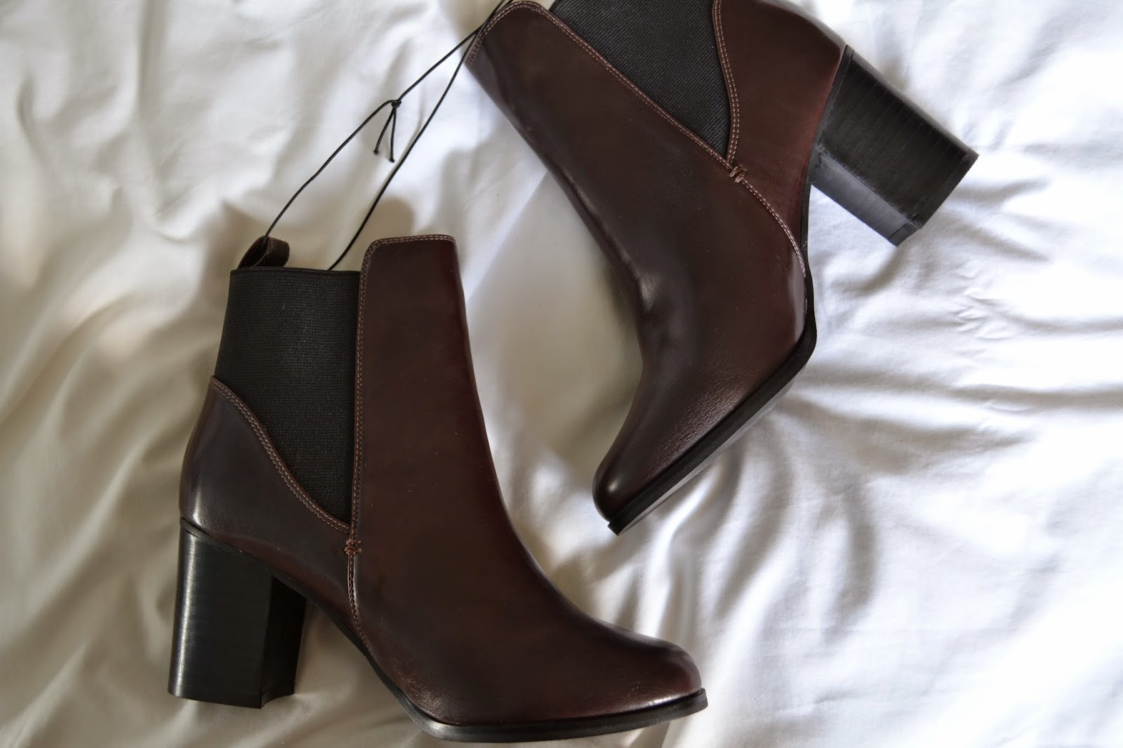 Lined Boots H&m H&m Burgandy Ankle Boots