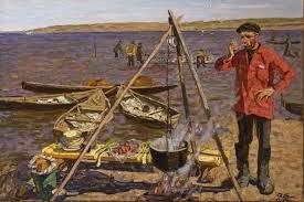 Sopa de pescadores