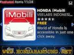 Aplikasi Honda iMobili Bandung