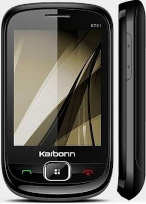 Karbonn KT61 Iconik