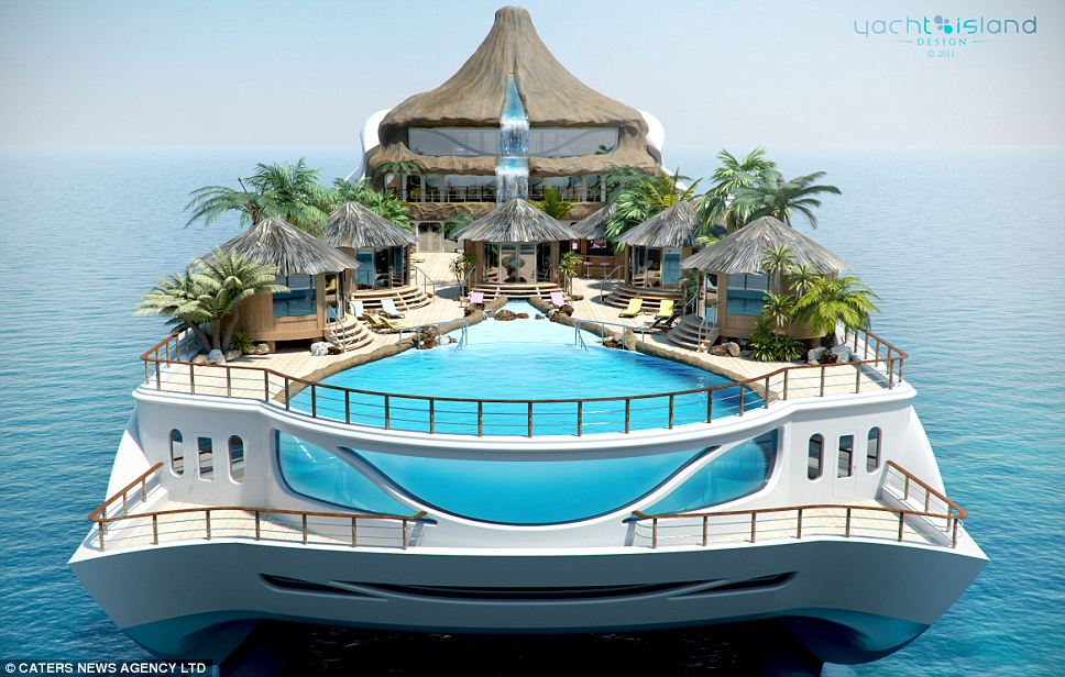 Tropical Island Paradise Yacht UK   Travel And Tourism