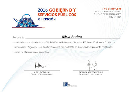 DISERTAMOS XIII EDICION GOBIERNO y SERVICIOS PUBLICOS-Congreso Nacional de Legisladores MUNICIPALES