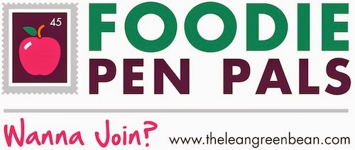 http://www.theleangreenbean.com/foodie-penpals/