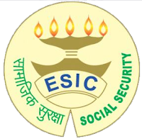 Employees' State Insurance Corporation, ESIC, West Bengal, 10th, UDC, LDC DEO, Clerk, freejobalert, Latest Jobs, Hot Jobs, esic kolkata logo