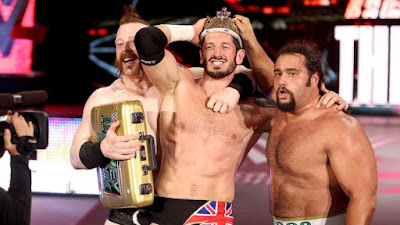 Barrett King Sheamus MITB Rusev Team Cesaro Ziggler Tag