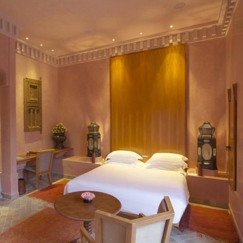 Dormitorios estilo marroqu dormitorios con estilo for Cortinas marroquies