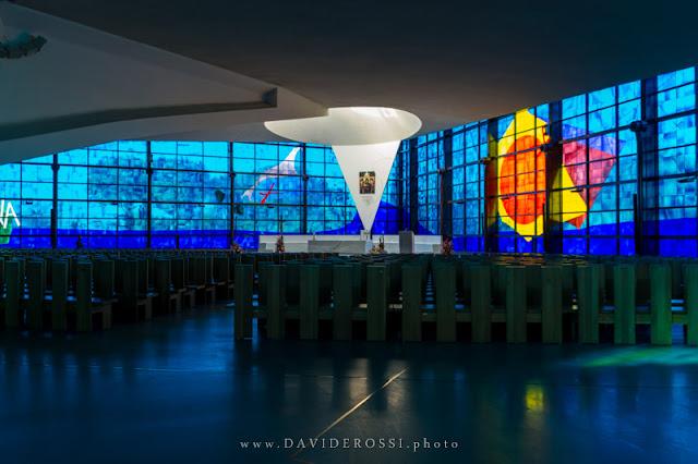 Il nuovo Santuario del Divino Amore