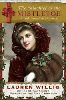 Book Cover The Mischief of the Mistletoe by Lauren Willig