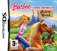 Barbie Horse: Aventure Riding Camp   Nintendo DS