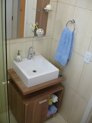 Gabinete para banheiro 4
