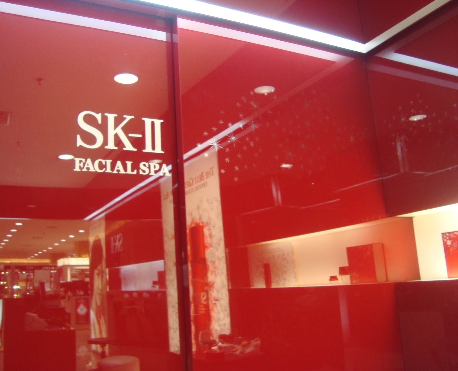 Skin Check at SK II Counter Plaza Senayan