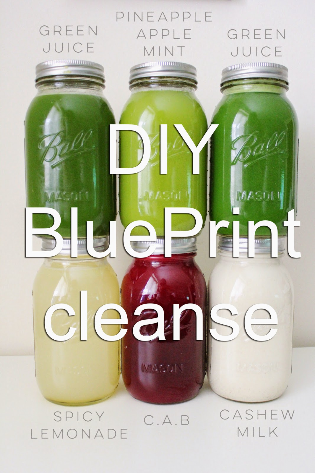 Updated diy blueprint cleanse sandras studio a while back i created a diy blueprint cleanse a juicing detox that you can do at home without spending so much money on these juices 195 for this 3 day malvernweather Choice Image