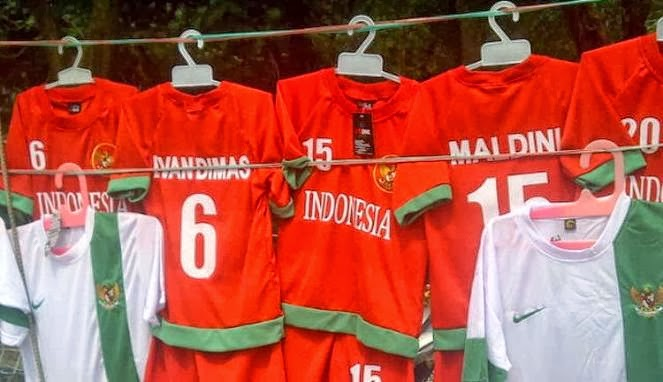 Kostum Timnas Indonesia U-19