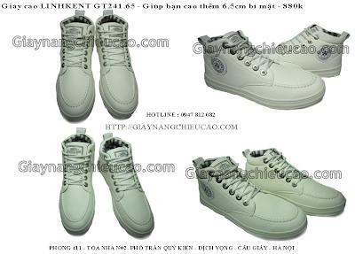 Giày nam hàn quốc GT241. 65