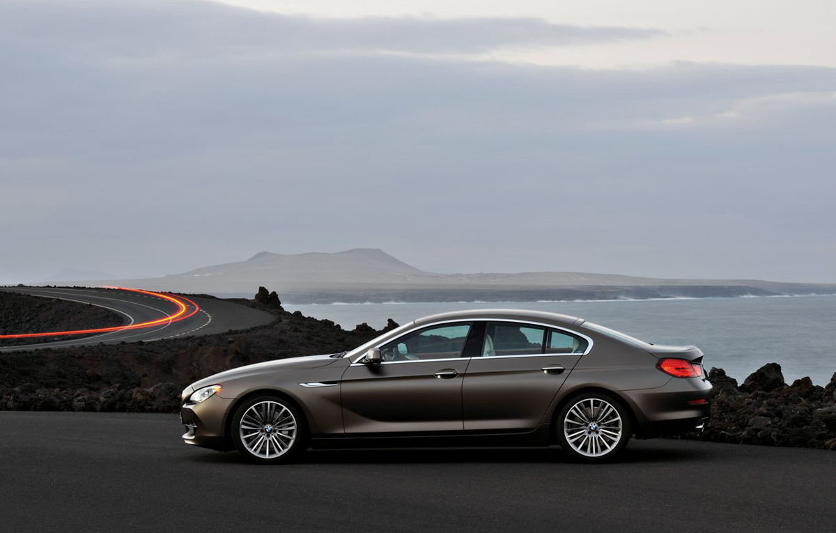 bmw 6 series gran coupe 2013 car report daily. Cars Review. Best American Auto & Cars Review