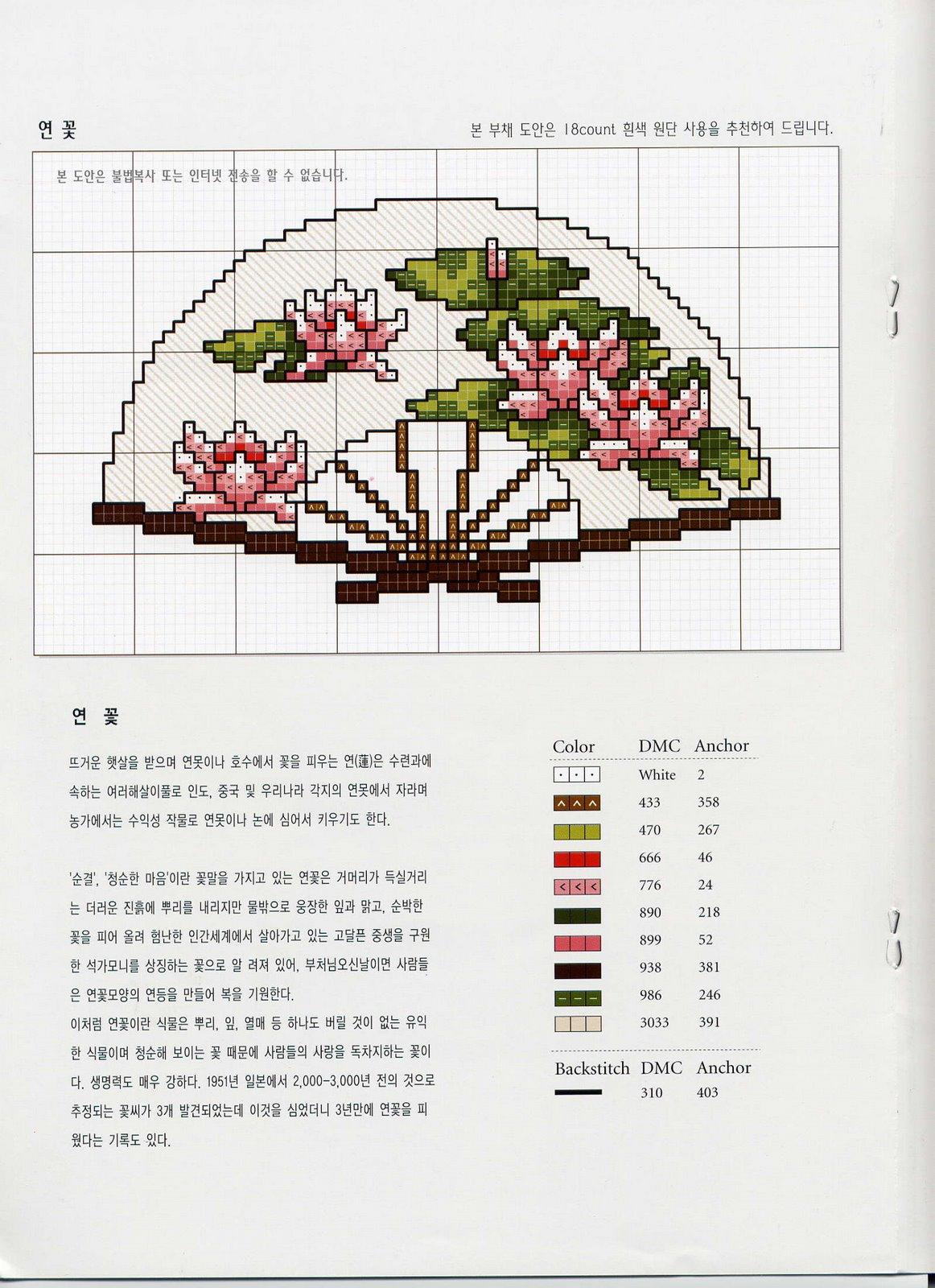Трехцветные схемы для вышивания крестиком