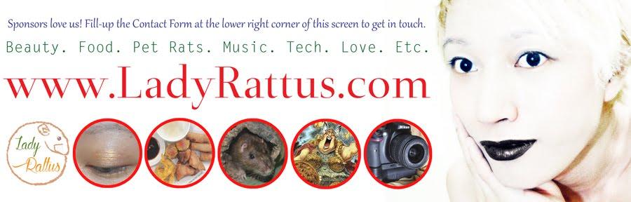 Lady Rattus