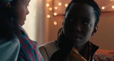 Adepero Oduye and Aasha Davis Lesbian kiss Pariah, Lesbian Movie Watch Online LesMedia