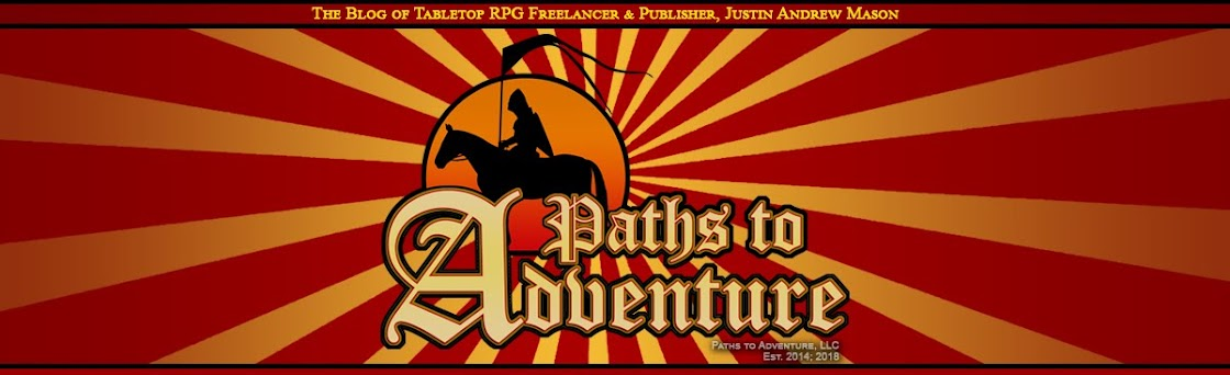 Justin Andrew Mason - Paths to Adventure