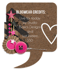 Blog wear credits