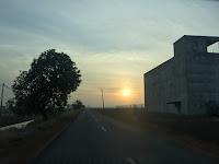 Sunrise @ Sekinchan