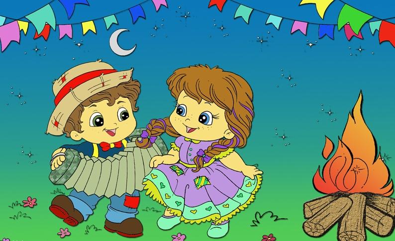 Baú De Figuras Imagens Para Festa Junina