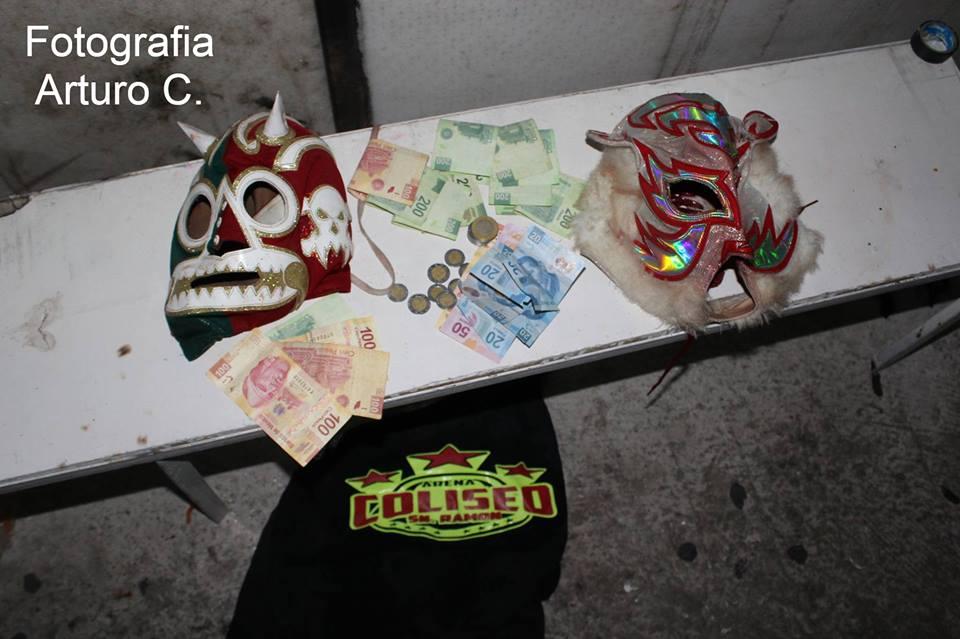 Premiada con dinero Tigre y Rey