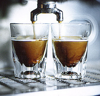 double espresso, coffee, black coffee, kopi luwak, facts espresso, myth espresso, Italian coffee