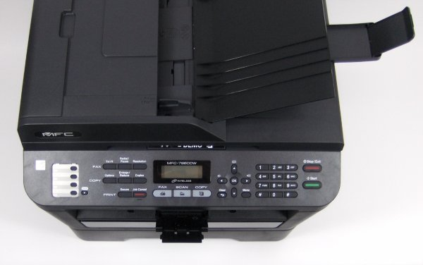 Brother MFC-7860DW User Manual