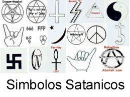 Simbolos E Mensagens Satanicas