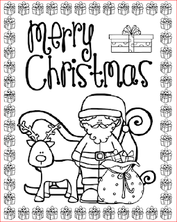 Black-and-white-Christmas-Card-printable