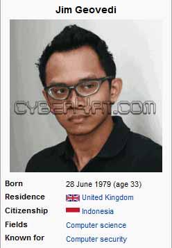 Jim Geovedi, Hacker Indonesia Yang Terkenal Di Dunia