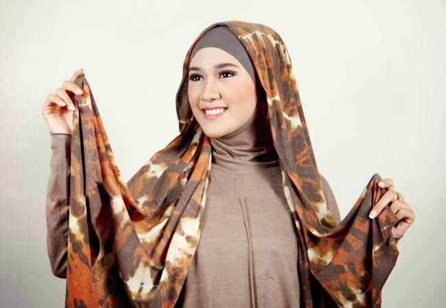 shawl praktis